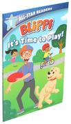 Blippi: It's Time to Play: All-Star Reader Pre-Level 1