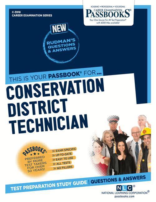 Conservation District Technician als Taschenbuch