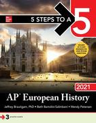 5 Steps to a 5: AP European History 2021