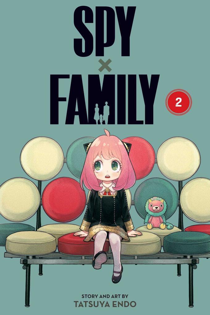 Spy x Family, Vol. 2 als Taschenbuch