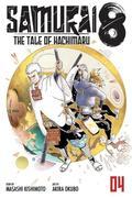 Samurai 8: The Tale of Hachimaru, Vol. 4, Volume 4