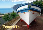 Teneriffa (Wandkalender 2021 DIN A4 quer)
