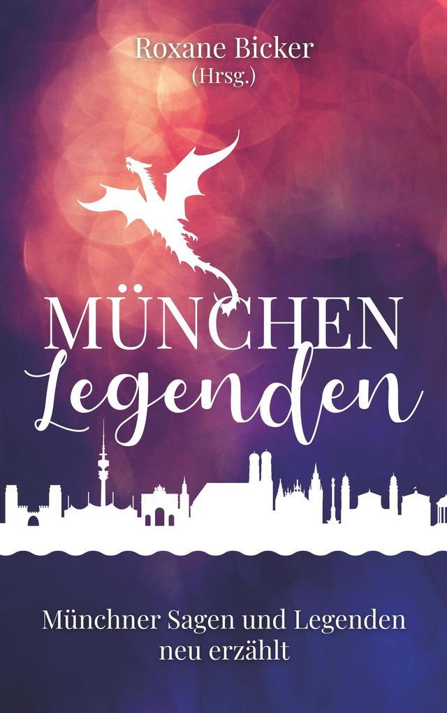 München Legenden als Buch (kartoniert)