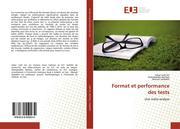 Format et performance des tests