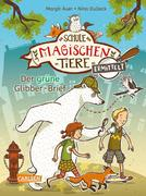 Die Schule der magischen Tiere ermittelt 1: Der grüne Glibber-Brief (Zum Lesenlernen)