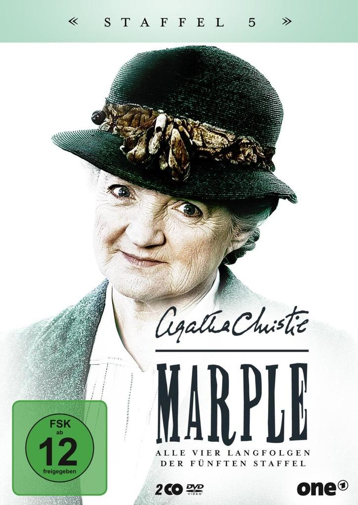 Agatha Christie: MARPLE - Staffel 5 als DVD