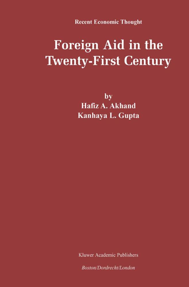 Foreign Aid in the Twenty-First Century als Buch (gebunden)