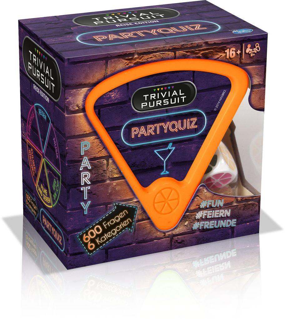 Image of Trivial Pursuit Partyquiz