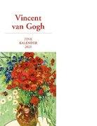 Vincent van Gogh Kunst-Postkartenkalender 2021