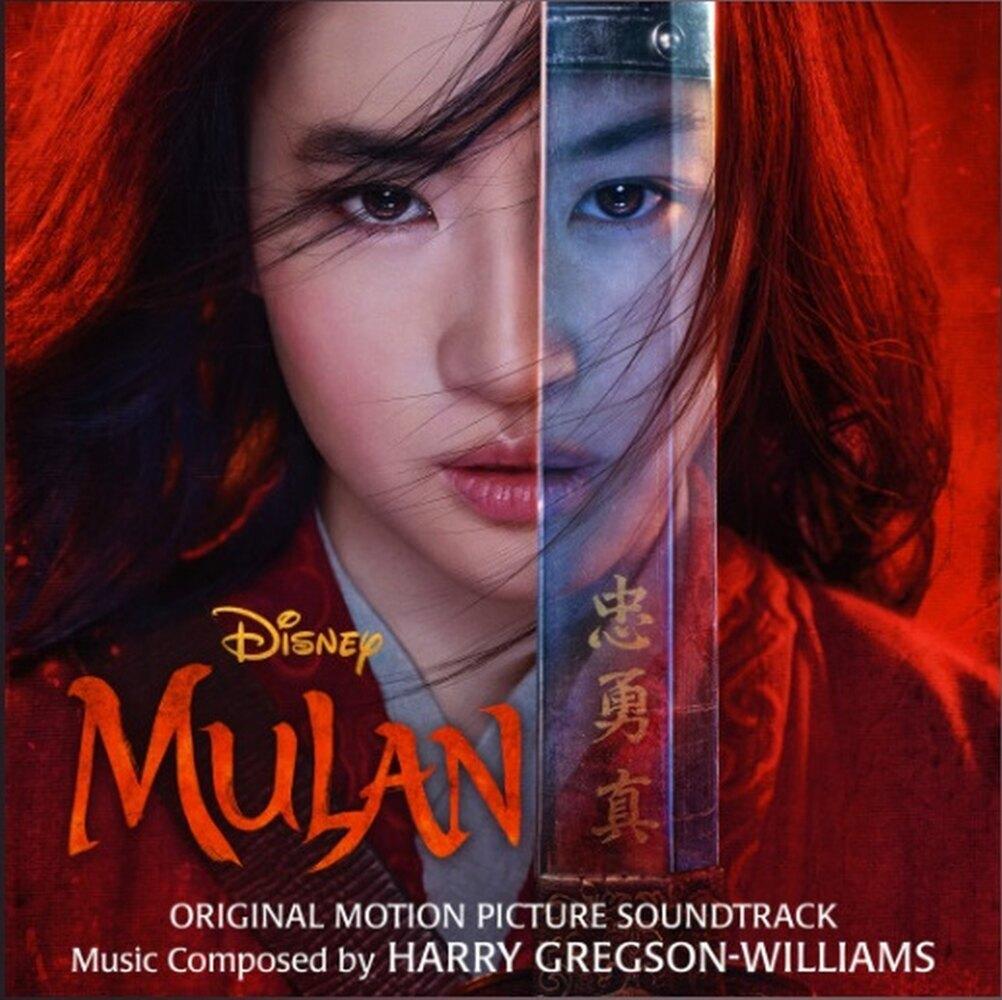 Mulan OST als CD