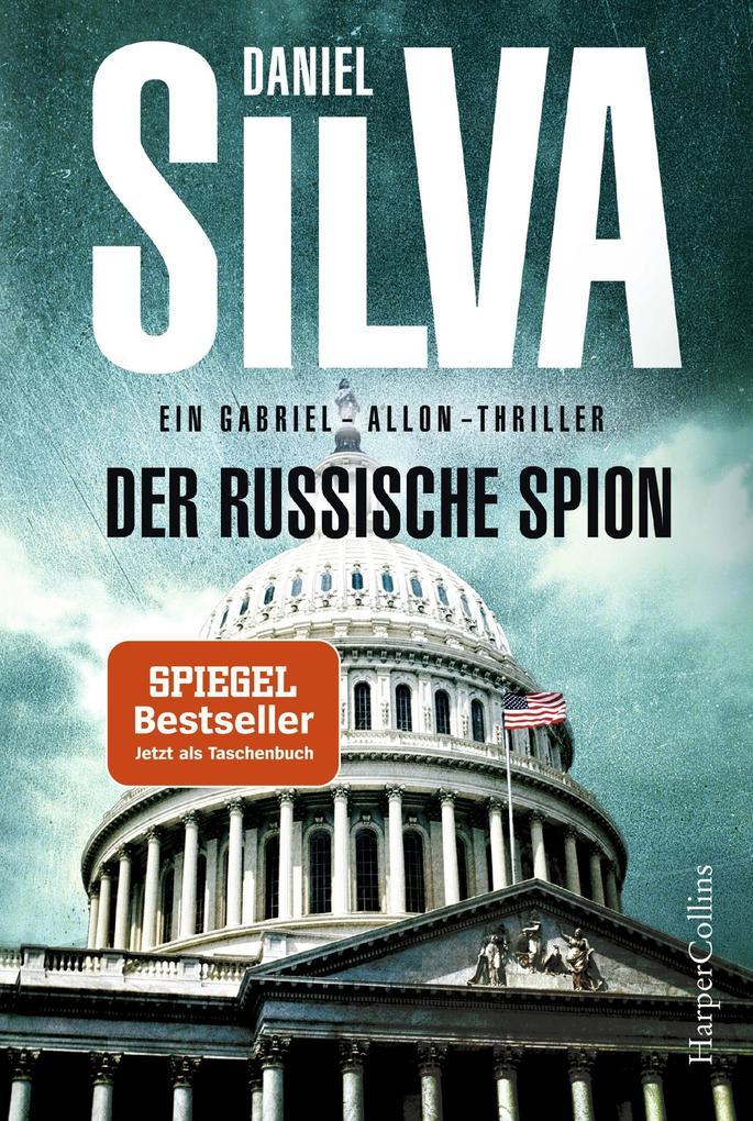 Der Russische Spion Taschenbuch Daniel Silva