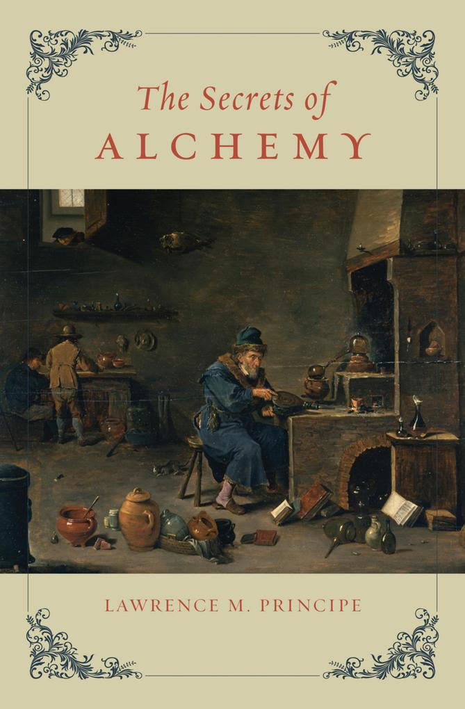 The Secrets of Alchemy als eBook epub