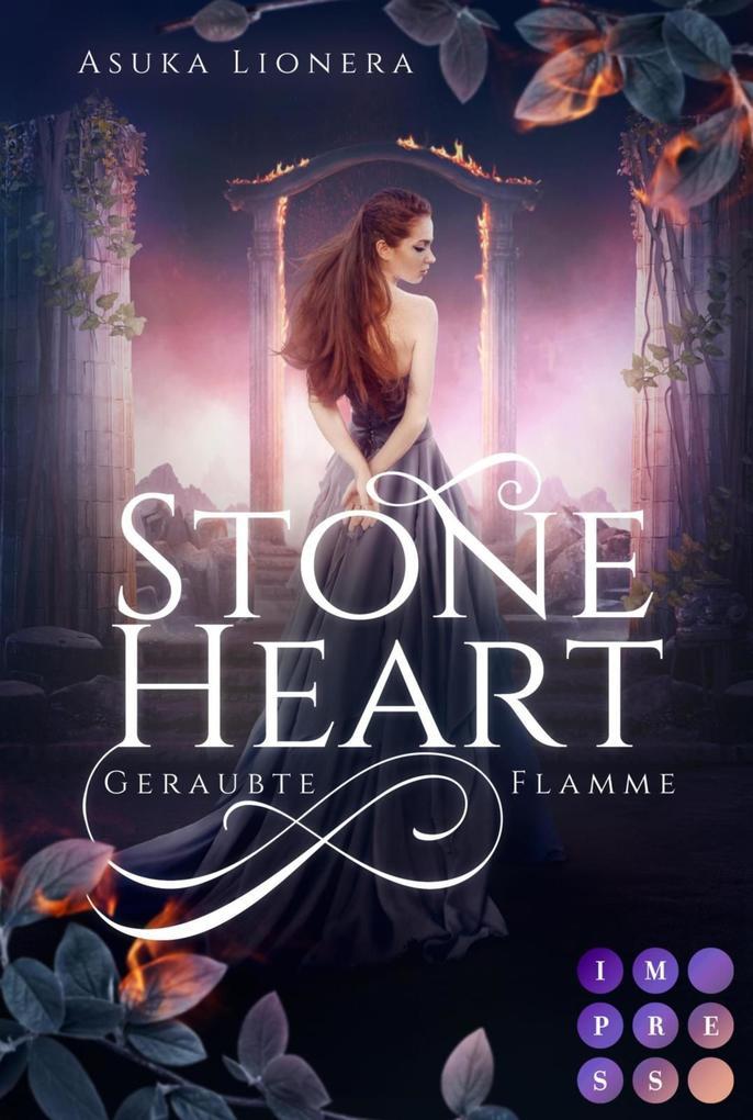 Stoneheart 1: Geraubte Flamme als eBook epub
