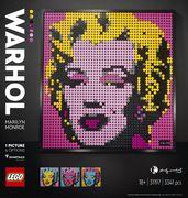 LEGO® Art 31197 - Andy Warhol's Marilyn Monroe