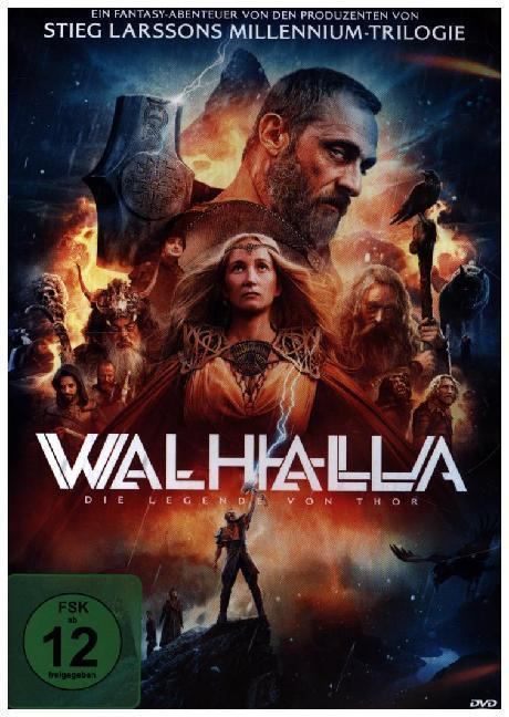 Walhalla - Die Legende von Thor als DVD