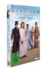 Jane Austen: Sanditon als DVD