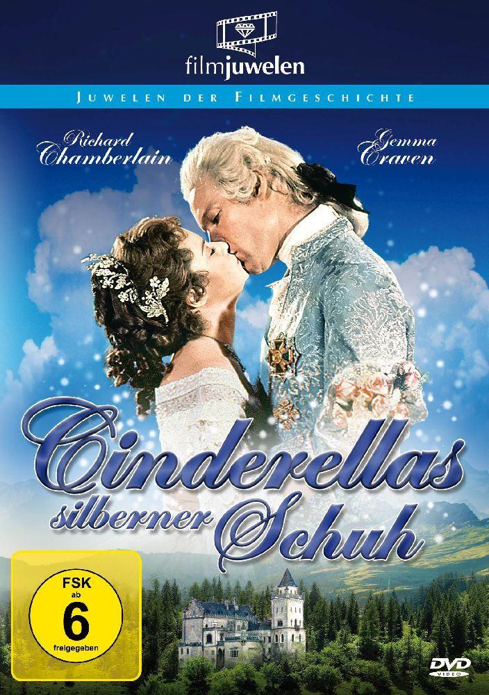 Cinderellas silberner Schuh als DVD