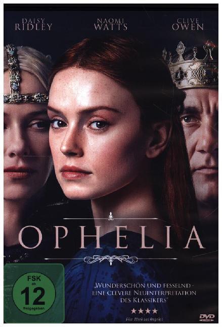 Ophelia als DVD
