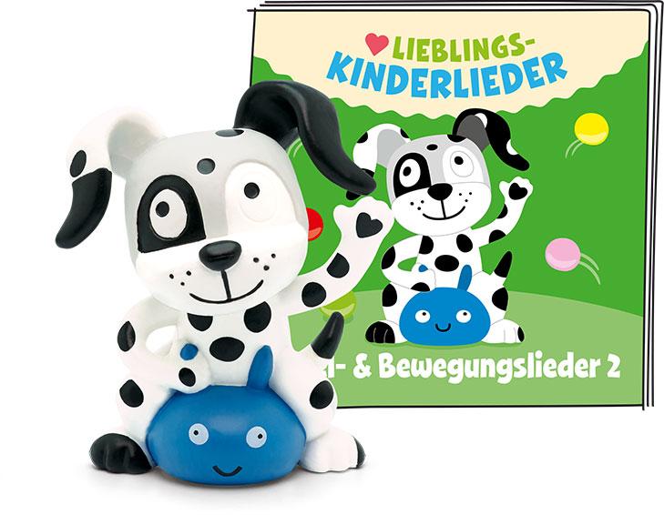 Tonie - Lieblings-Kinderlieder: Spiel- und Bewegungslieder 2 als Spielware