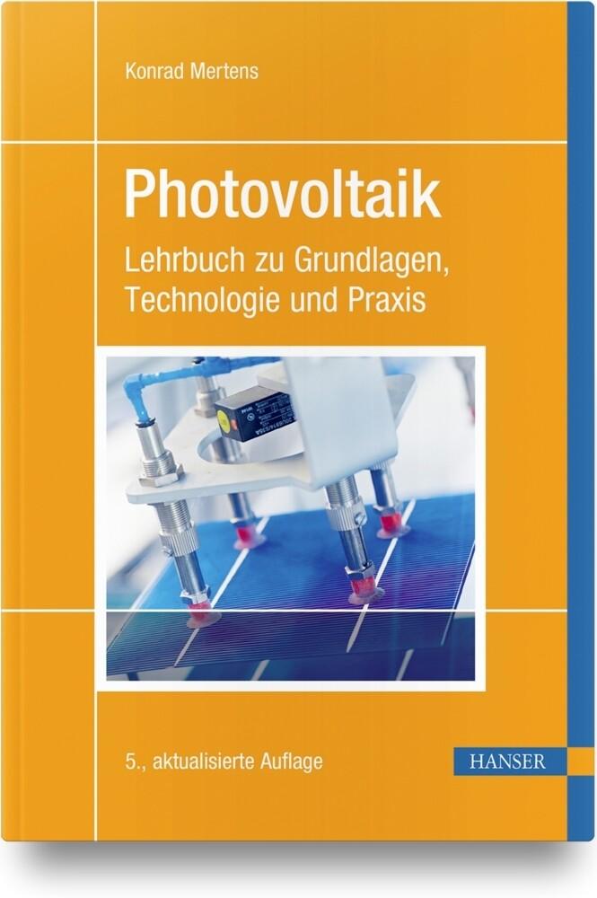 Photovoltaik als Buch (kartoniert)