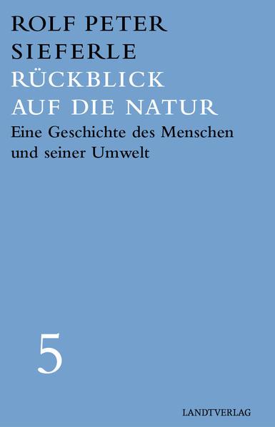 Rückblick auf die Natur als Buch (gebunden)