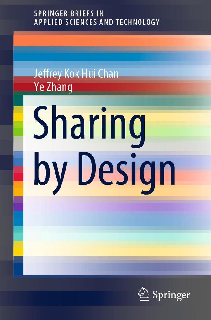Sharing by Design als eBook pdf