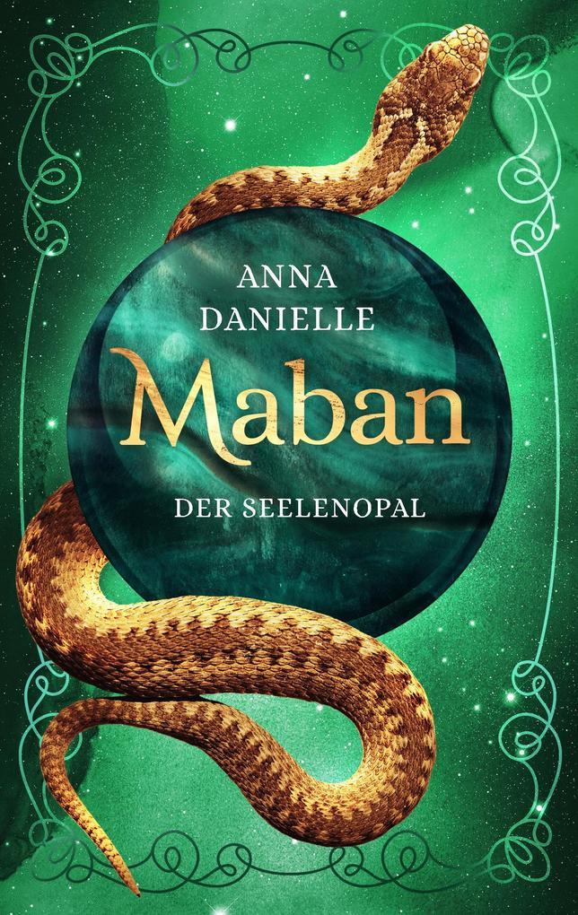 Maban als Buch (kartoniert)