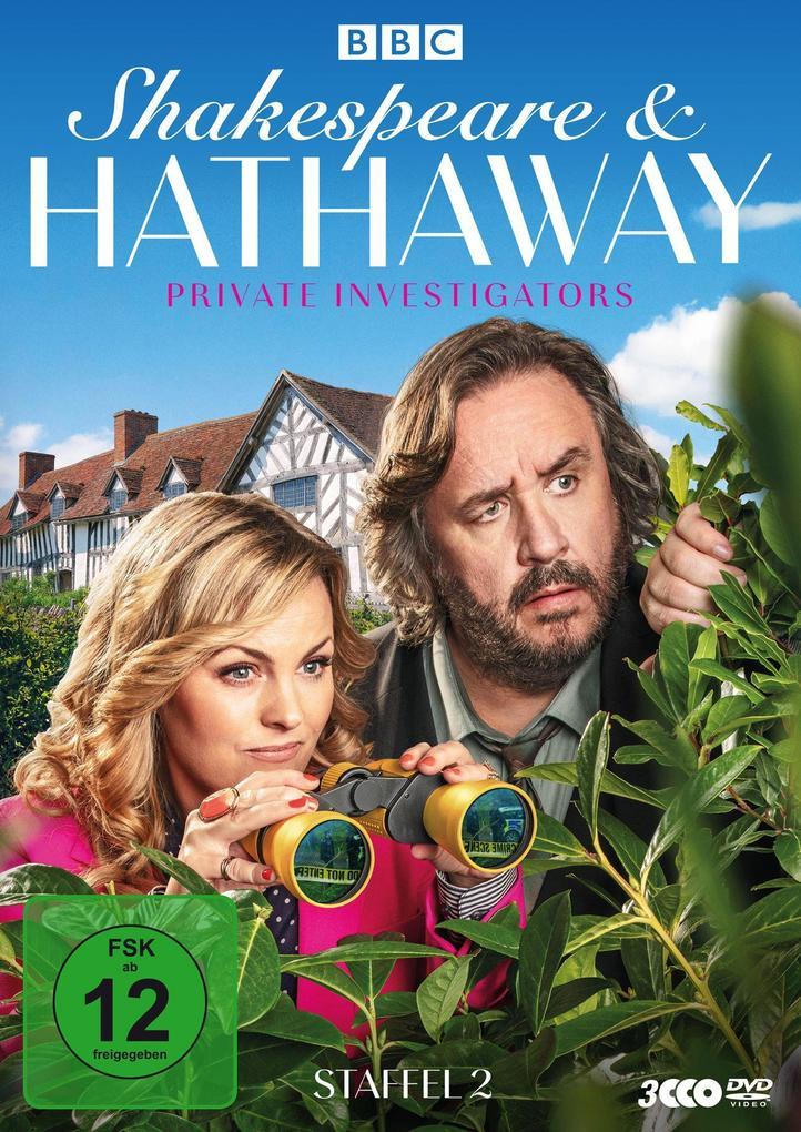 Shakespeare & Hathaway: Private Investigators - Staffel 2 als DVD