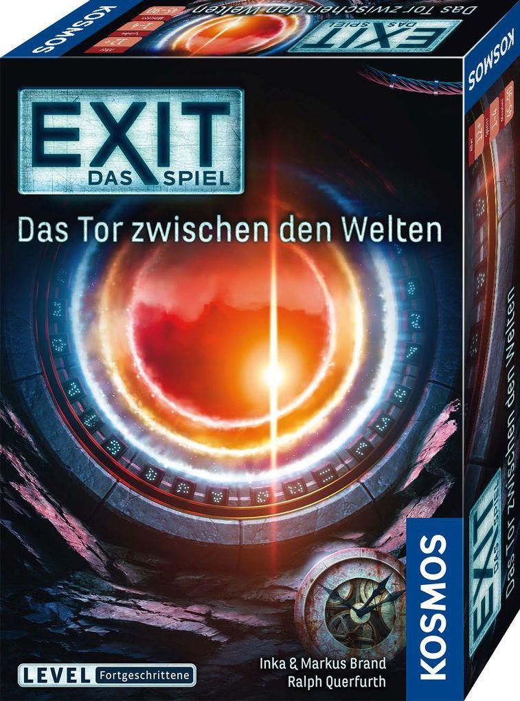 EXIT - Das Spiel: Das Tor zwischen den Welten als Spielware