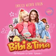Bibi & Tina - S1/01: Endlich wieder Ferien (Hörspiel zur Serie)
