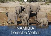 Namibia - Tierische Vielfalt (Wandkalender 2021 DIN A4 quer)