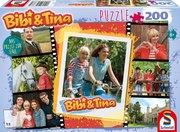 Schmidt Spiele - Bibi & Tina - TV-Serie - Motiv 4 200 Teile