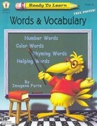 Words & Vocabulary