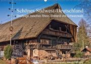 Schönes Südwest-Deutschland Streifzüge zwischen Rhein, Rebland und Schwarzwald (Wandkalender 2021 DIN A2 quer)