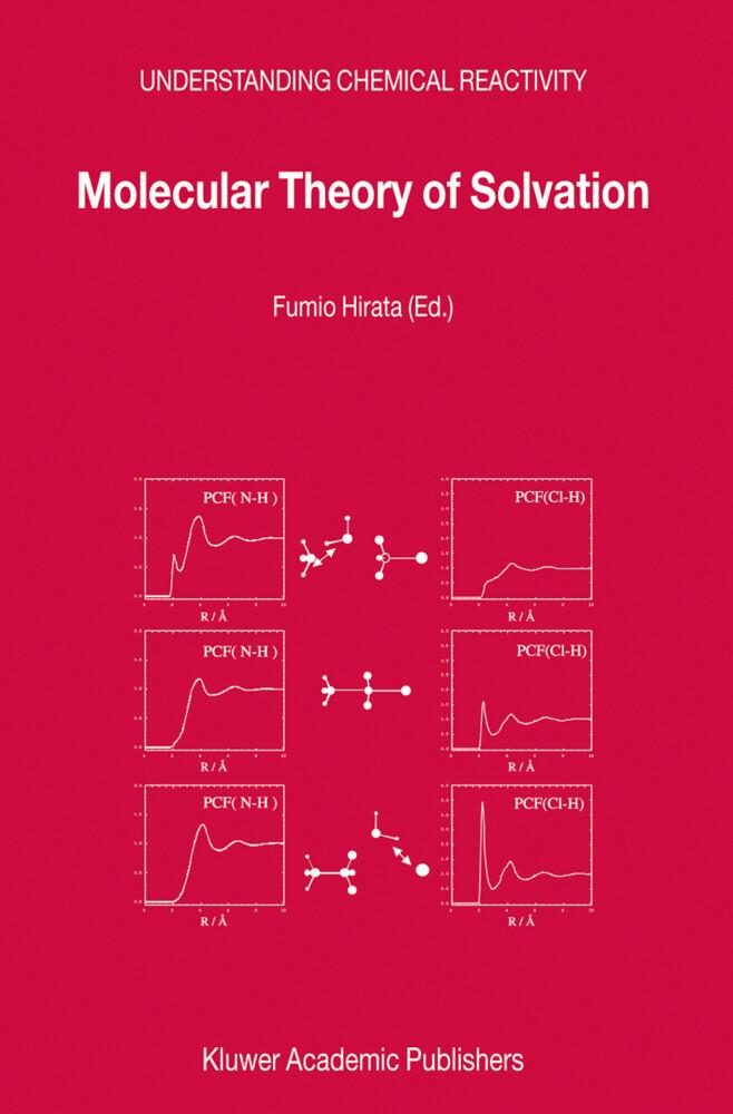 Molecular Theory of Solvation als Buch (gebunden)