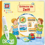 BOOKii® WAS IST WAS Kindergarten Entdecke die Zeit!