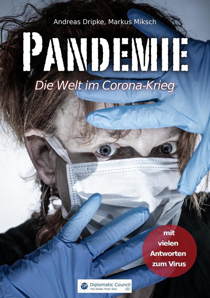 Pandemie als Buch (kartoniert)