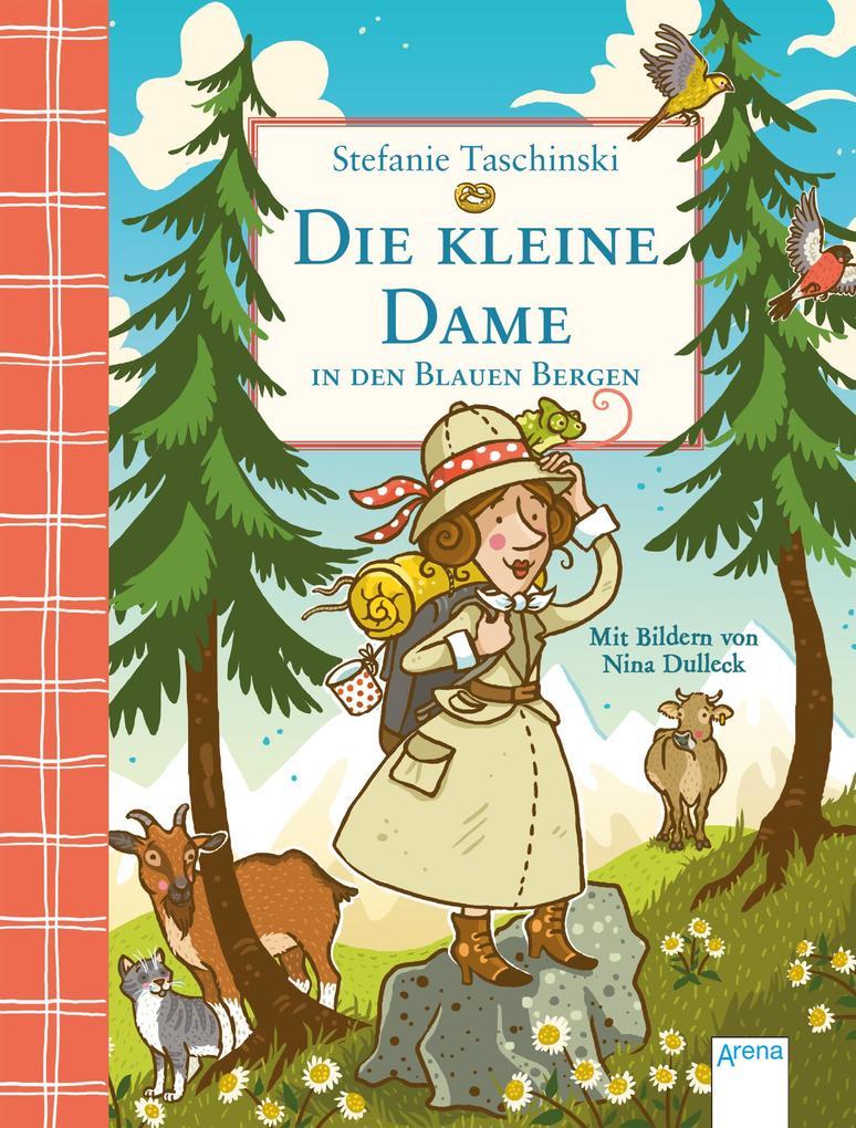 Die kleine Dame in den Blauen Bergen (5) als Buch (gebunden)