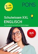PONS Schulwissen XXL Englisch 5.-10. Klasse