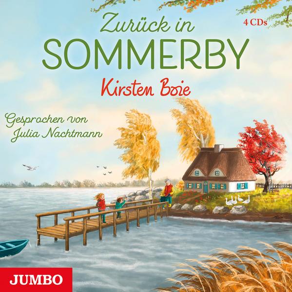 Zurück in Sommerby als Hörbuch CD