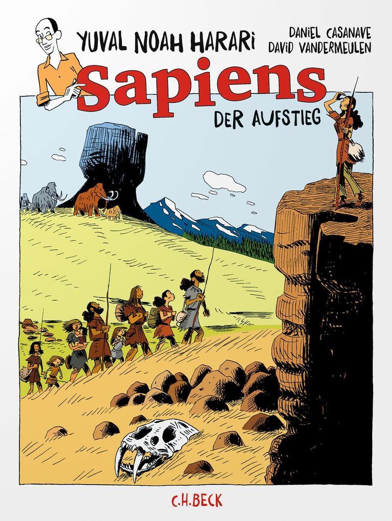 Sapiens als Buch (gebunden)