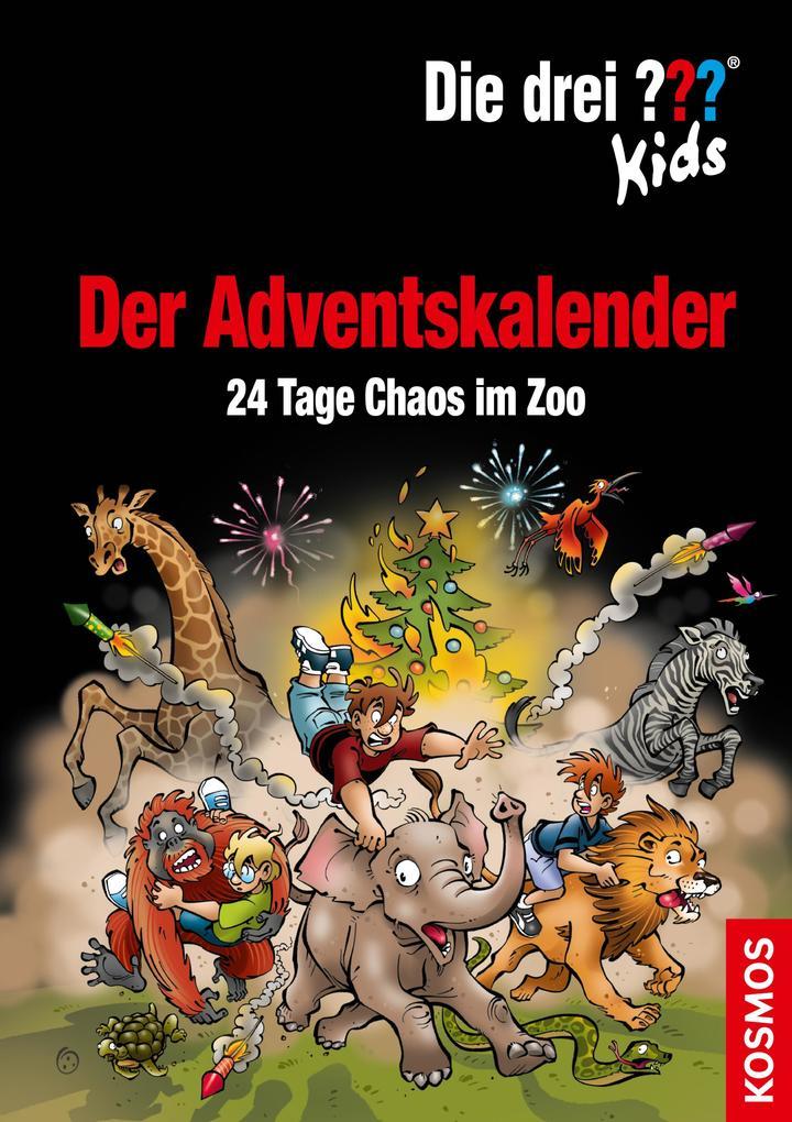 Die drei ??? Kids, Der Adventskalender (drei Fragezeichen Kids) als eBook pdf