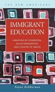 Immigrant Education: Variations by Generation, Age-At- Immigration, and Country of Origin