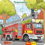 Maxi-Pixi-Puzzle: Feuerwehr (Kinderpuzzle)