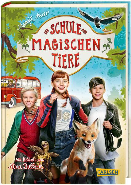 Die Schule der magischen Tiere: Das Buch zum Film als Buch (gebunden)