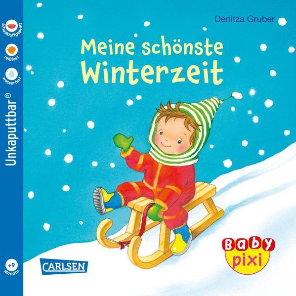 Baby Pixi (unkaputtbar) 91: VE 5 Meine schönste Winterzeit (5 Exemplare) als Buch (kartoniert)