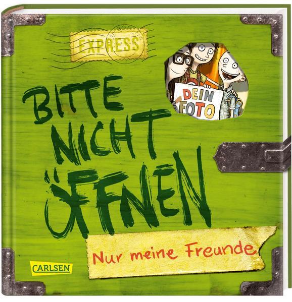 Image of Bitte nicht öffnen: Nur meine Freunde (Freundebuch)
