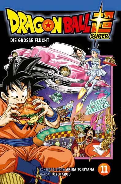 Dragon Ball Super 11 als Taschenbuch