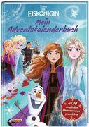 Disney - Die Eiskönigin: Mein Adventskalenderbuch (mit perforierten Seiten)