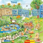 Maxi-Pixi-Puzzle: Tiere (Kinderpuzzle)